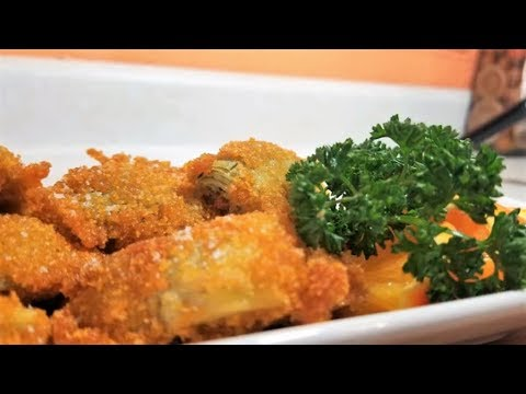 How to Make Fried  Artichokes | It's Only Food w/ Chef John Politte