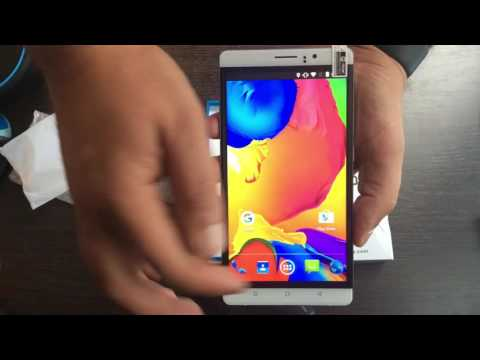 XGODY Y10 Plus 6 inch Android 5.1 Smartphone MTK6580