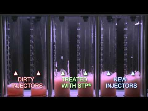 How fuel injectors get clogged - STP