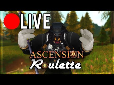 Ascension Roulette LIVE! [New Series] #1