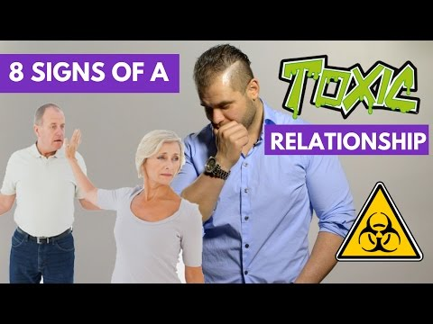 8 Signs of a Toxic Relationship | James M Sama