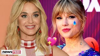 Taylor Swift EMOTIONAL Over Katy Perry Reconciliation!