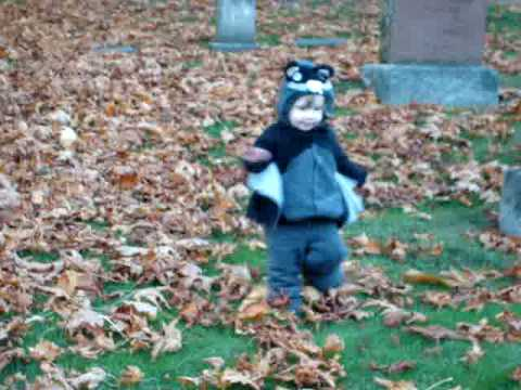 Asher's Bat Costume