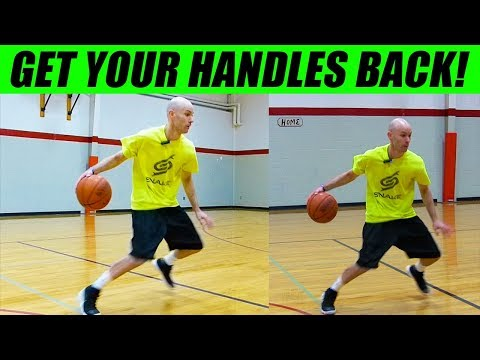 FASTEST Way To Get Your Handles Back After A Break!