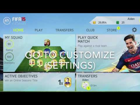 How to get Free unlimited iOS FIFA 15 Coins