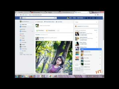 How to View Hidden Photos of any Facebook User-2017