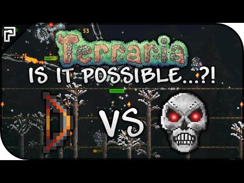 ❓ IS IT POSSIBLE...?! | FIRE & ICE! | Molten Fury VS Skeletron Prime | Terraria 1.3.4 Boss Battles