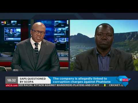 SAPS questioned by SCOPA