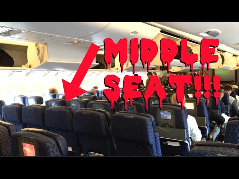 American Airlines 777-200 Long Haul Review
