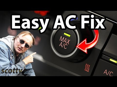 How to Fix Car AC (the Easy Way)