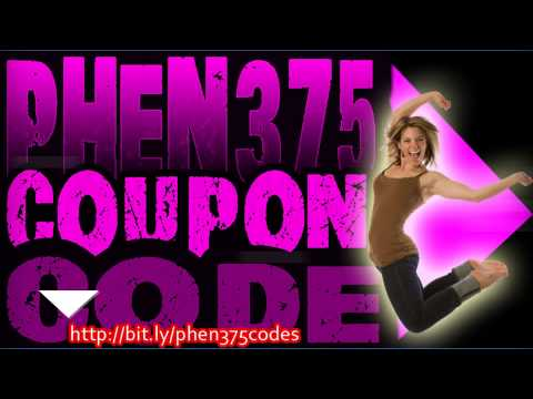 Phen375 Coupons - Valid Phen375 Discount Codes