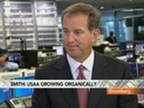 Smith Says USAA Insurance Not Interested in Acquisitions