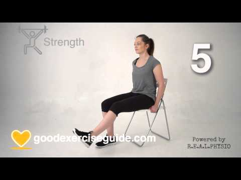 10 Exercises for a More Flexible Knee