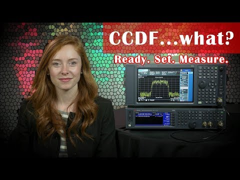 How to Make Complementary Cumulative Distribution Function (CCDF) Measurements