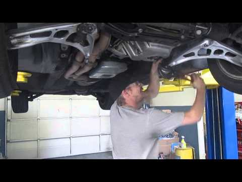 How To: Change BMW E46 Lower Control Arm Bushings in 10min