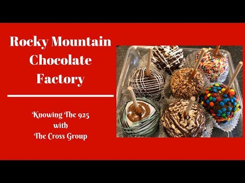 Knowing The 925 features Rocky Mountain Chocolate Factory