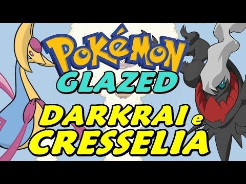 Pokémon Glazed (Detonado - Parte 67) - Cresselia, Darkrai e Blake