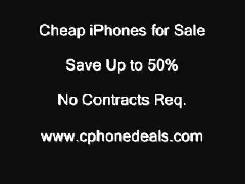 Cheap iPhone For Sale Without Contract