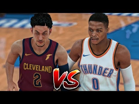 NBA 2K18 Trae Young My Career - The Kid vs The Brodie Ep. 22