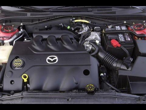 Mazda6 3 0L Spark Plug Change