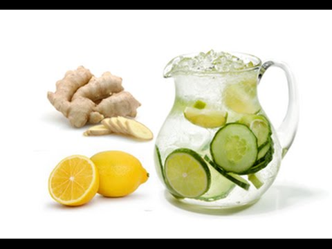 Burn fat naturally-Loose 8.5 pounds tummy fat with drinks at home-Fat burning recipie
