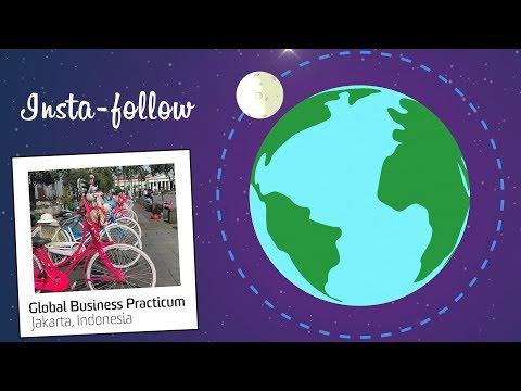 Insta-follow: Global Business Practicum, Jakarta