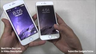 Fake iPhone 6 VS Real Orignal iPhone 6, Differences, Build Quality, Identify Fake iPhone