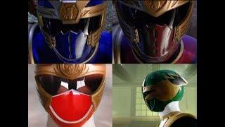 Power Rangers Ninja Storm - Shimazu Returns Part 2 - Megazord Fight