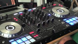 DJ Tips #1 - Mixing with Dual Decks (HD) (Serato DJ, DDJ-SX Tutorial)