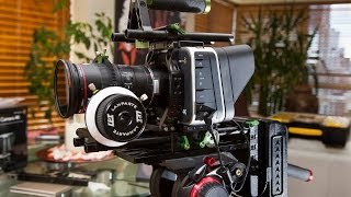 LanParte rig for BMCC / BMPC 4K (build and review)
