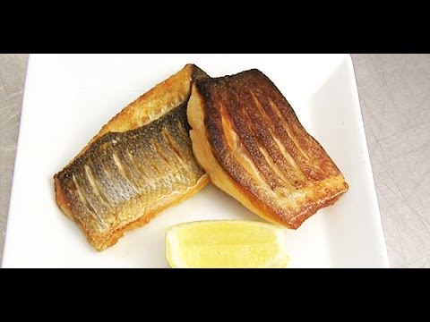 How to Get Crispy Skin for Fish | Potluck Video