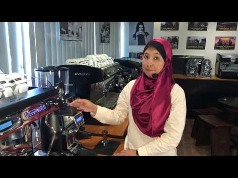 Setting up a new Magister M12 & M14 Coffee Grinder for Cafe (4K)