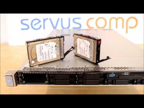Serwer PROLIANT DL360