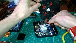 Replacing Heat Sink on Mecool M8S Pro L - PakVim net HD Vdieos Portal