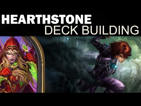 Hearthstone - Deck Building & Unranked Play - Rogue (Feat. Conceal The Dream Vol. 1)