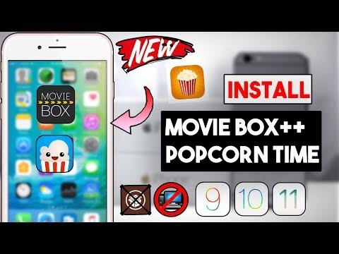 New Watch Movies/TV Shows Get MovieBox++/PopCorn Time Free (NO JB/COMP) iOS 11/10 (iPhone/iPod/iPad)