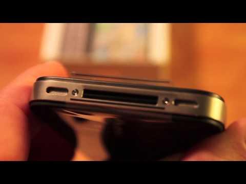 Apple iPhone 4S Unboxing Black 32 Gb