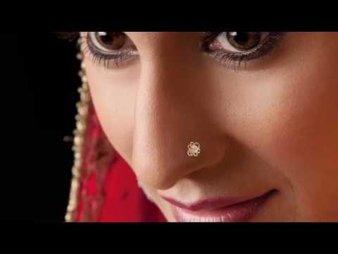 reason behind the nose stud in left nose