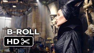 Maleficent B-ROLL 1 (2014) - Angelina Jolie, Elle Fanning Disney Movie HD