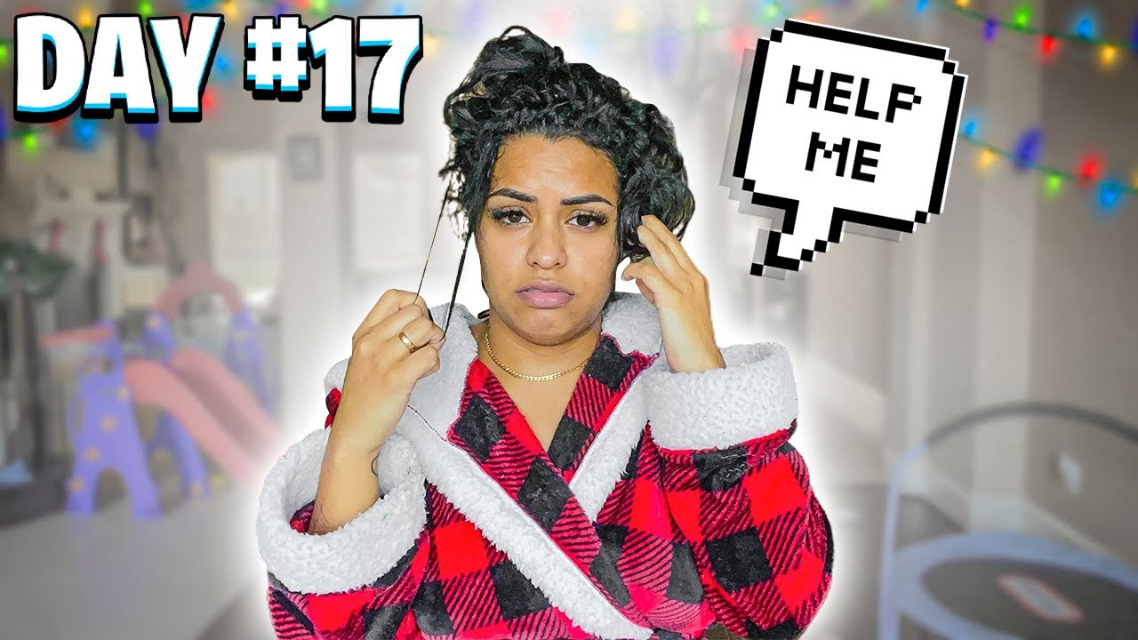 VLOGMAS DAY 17: CARMEN CAN'T TAKE THIS ANYMORE  !