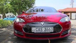 Turbo Brothers (SINHALA Vehicle Reviews) - Tesla Model S Review
