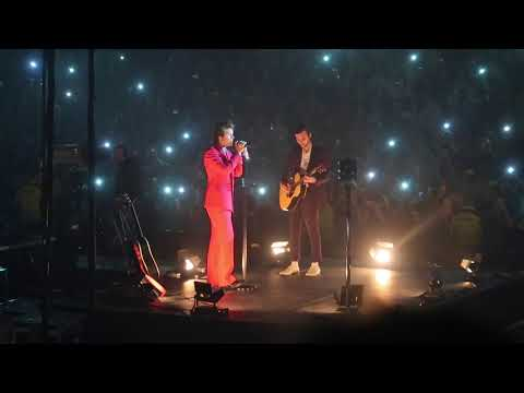 Harry Styles Live On Tour Manchester Arena VLOG | LoveFings