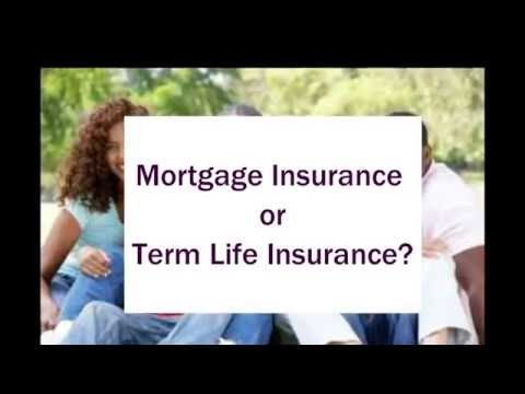 Mortgage Protection via Term Life or Mortgage Insurance?
