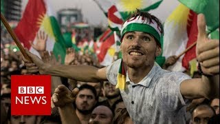 Iraqi Kurdistan referendum: High turnout in independence vote - BBC News