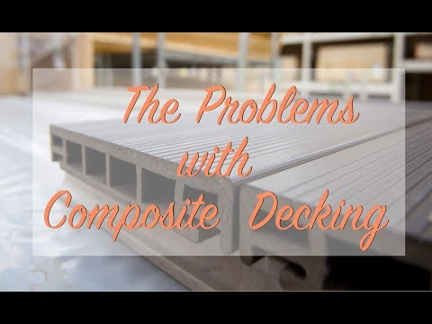 The Problems With Composite Decking