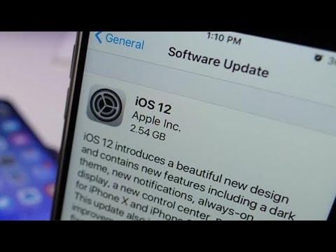 iOS 12 LEAKED?