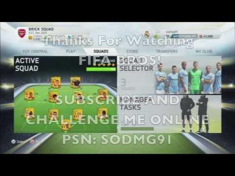 FIFA 14 FUT MAKE ANY PLAYER BETTER THAN RONALDO FOR 1K! - HEAD COACHES