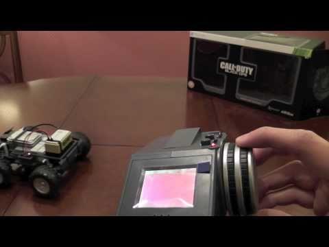 Black Ops RC-XD Remote Control Car Demo / Test (HD)