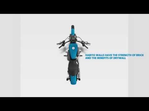 Gyproc Habito Drywall Promotional Video