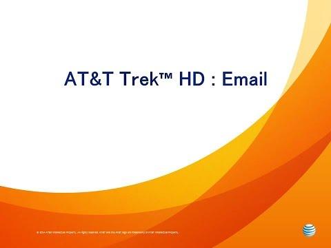 AT&T Trek™ HD : Email